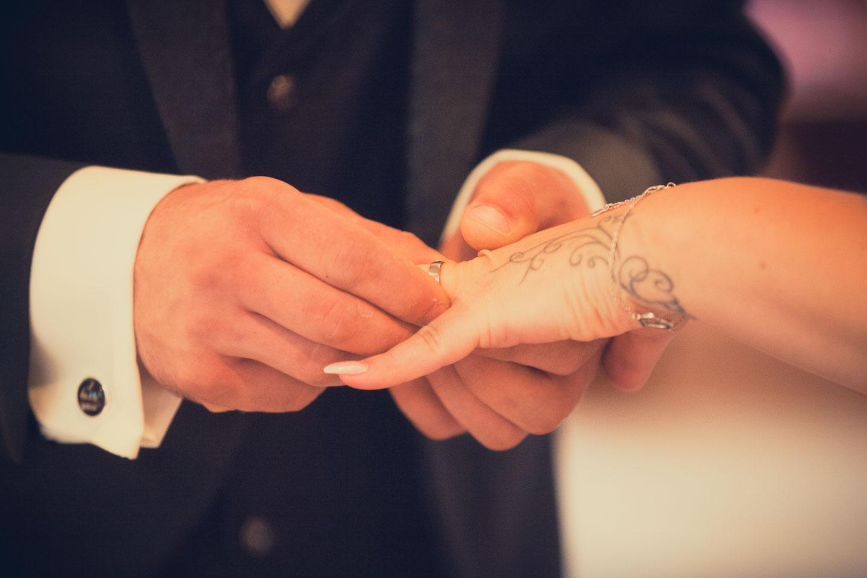 Hochzeit von Manuela & Andreas, Trauung