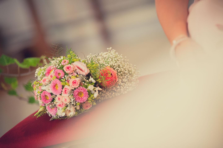 Hochzeit von Manuela & Andreas, Brautstrauss
