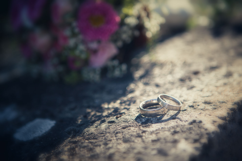 Hochzeit von Manuela & Andreas, Ringe