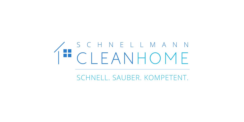 Logo von Cleanhome Schnellmann, Putzfirma