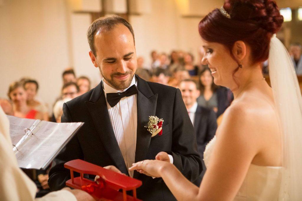 Hochzeit von Alexa & Manuel, Trauung