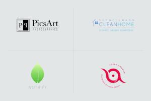 Showcase von diversen Logos