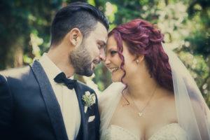 Foto von Manuela & Andreas, Brautpaar